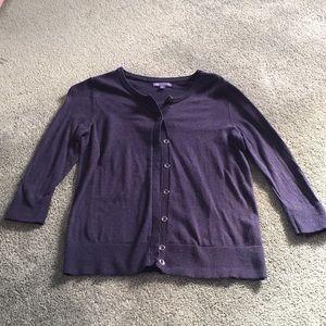 Gap 3/4 cardigan